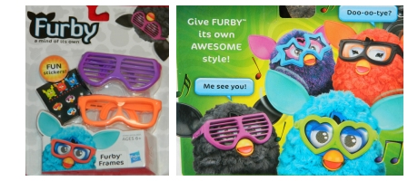 Furby Frames Glasses