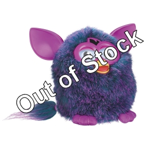 Furby Purple Out of Stock