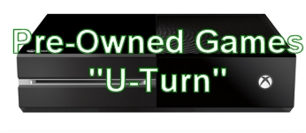 Microsoft Xbox One Game U-Turn