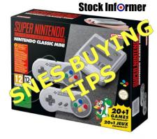 SNES buying tips