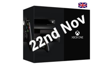 Xbox One UK Launch Date