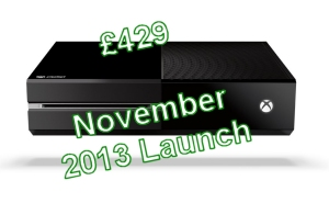 Xbox One November 2013 Launch