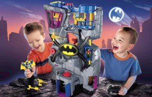Imaginext Batcave in Stock