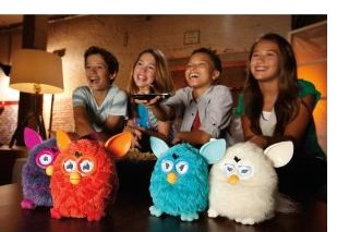 Furby with Friends