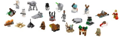 Lego Star Wars Advent Calendar 2015 75097