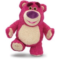 Lots-O-Huggin Bear from Toy Story 3