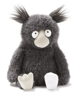 Moz the Monster Plush Toy