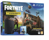 PS4 500GB Console with Fortnite and Royal Bomber Pack