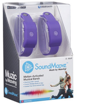 SoundMoovz Navy Blue