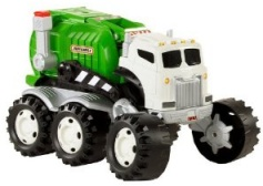 Stinky the Garbage Truck in stock