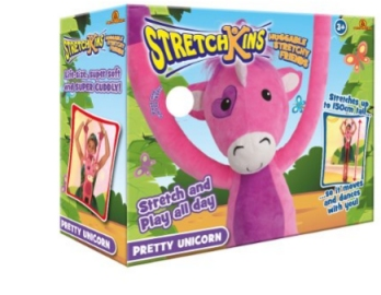 Stretchkins Unicorn Packaging